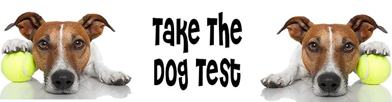 Take The Dog Test