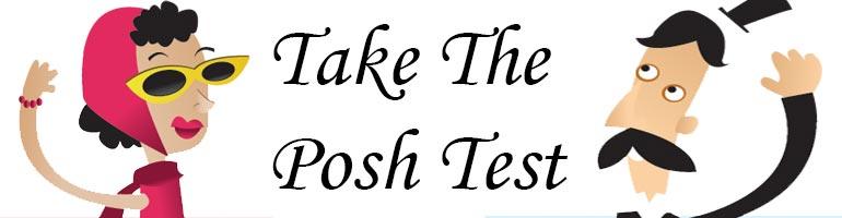 Posh Test